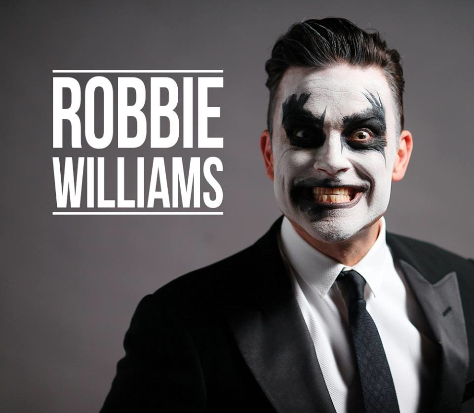 Robbie Williams Adelaide