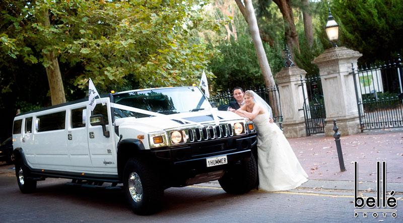 Hummer SA Wedding