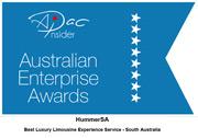 APAC Award Hummer SA